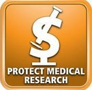 Protect medical research